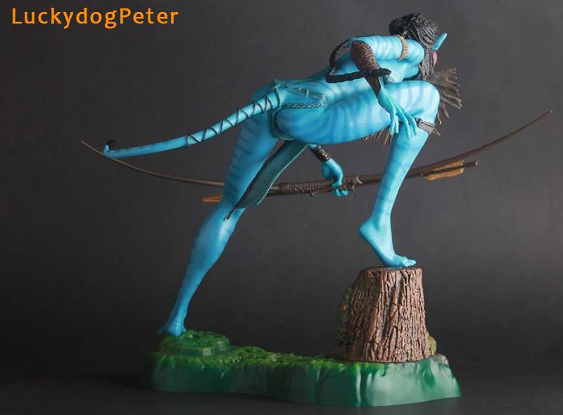 Collectibles Action Figure Neytiri Avatar Movie Film Scale 45Cm