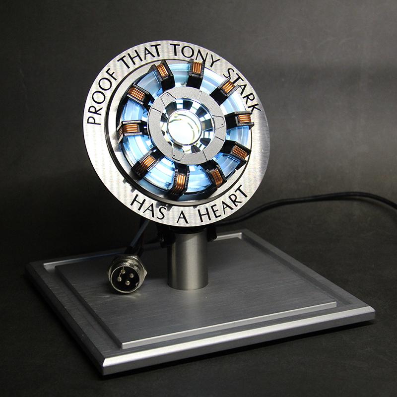 Merchandise - Proof That Tony Stark Has A Heart Arc Reactor Model