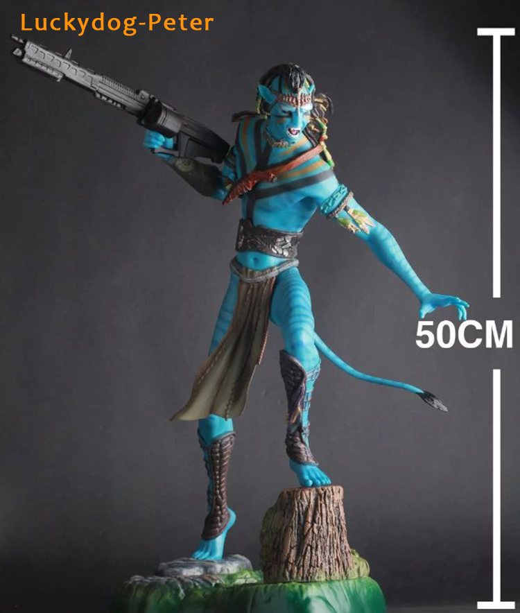 Collectibles Action Figure Avatar Boxed Collectible 50Cm