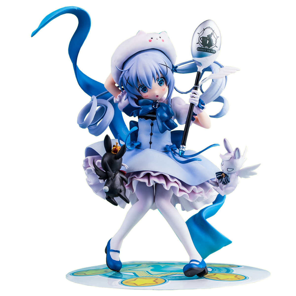 Collectibles Scale Figure Is The Order A Rabbit? Anime Girl 21Cm