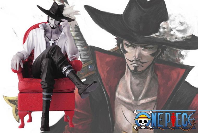Merchandise Action Figure Dracule Mihawk One Piece Creator