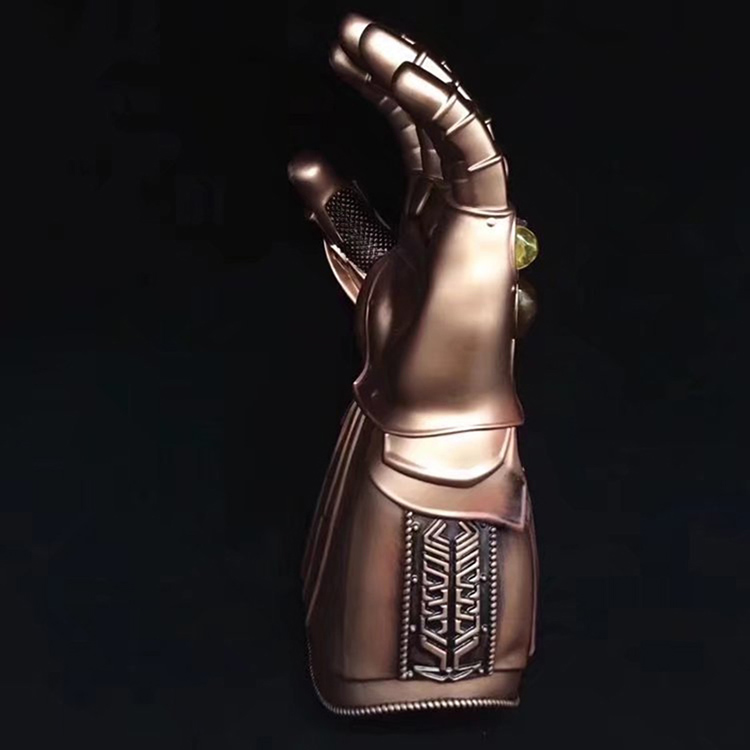 Collectibles Model Infinity Gauntlet Avengers 3 4 End Game Thanos 34Cm