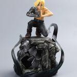 Merch Action Figure Fullmetal Alchemist Ed Elric Collectible