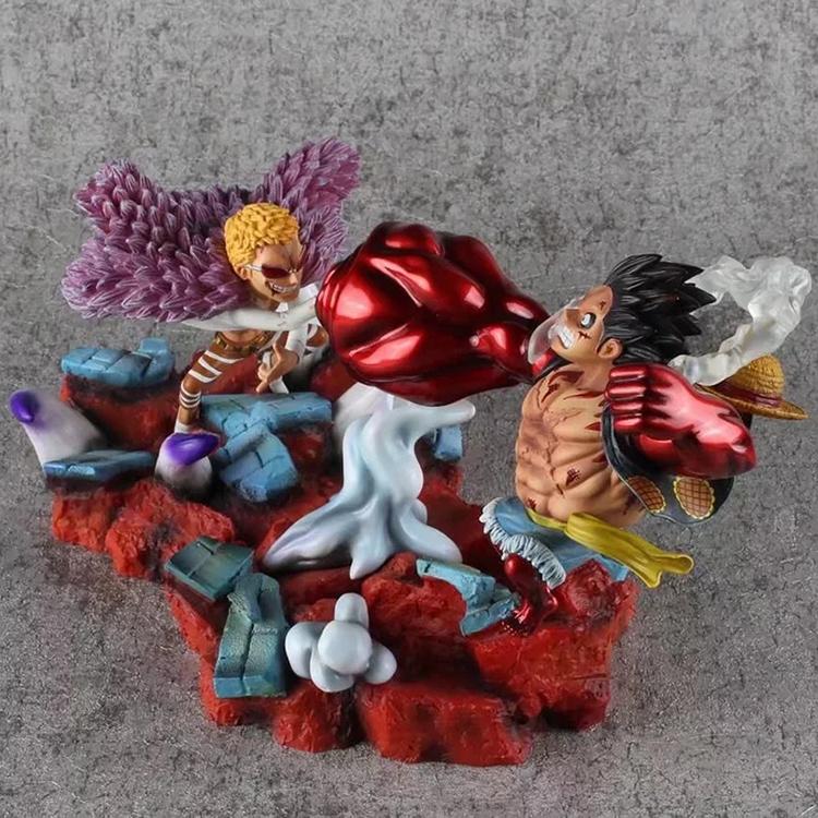 Collectibles Action Figure Donquixote Mingo Showdown One Piece