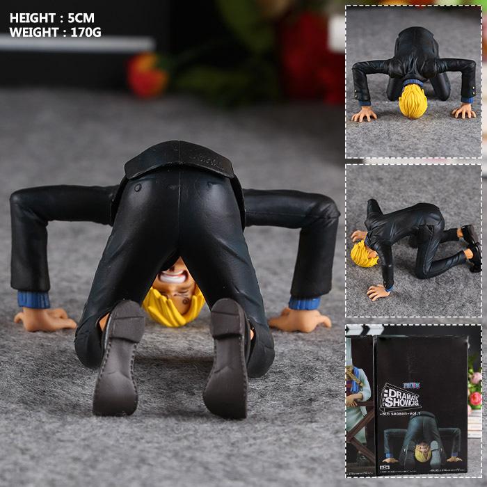 Merch Action Figure Sanji One Piece Scene 6Th Season Sanji