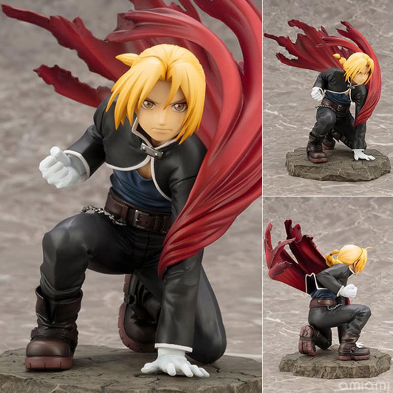 Merchandise Action Figure Fullmetal Alchemist Ed Elric Collectible