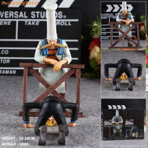 Collectibles - Action Figures Set One Piece Scene 6Th Season Sanji Zeff