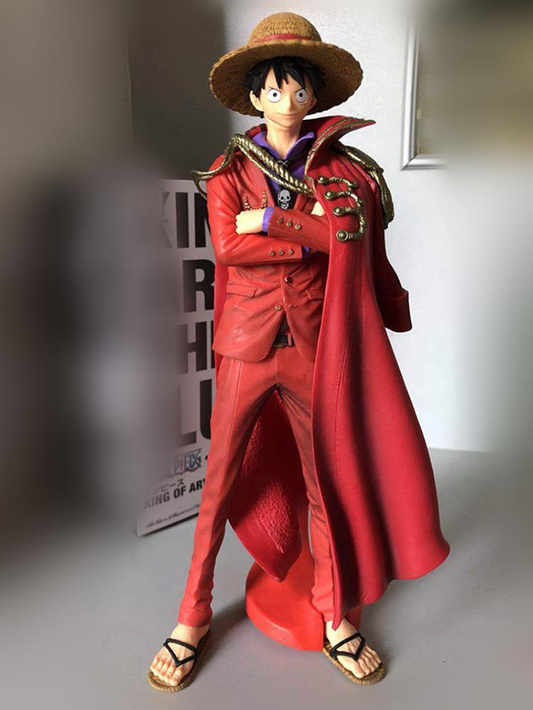Merchandise Action Figure Monkey D. Luffy King Of Artist One Piece 25Cm
