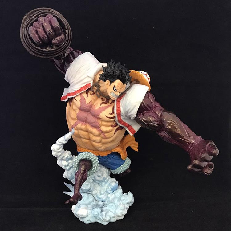 Collectibles Action Figure Monkey D. Luffy Abiliators One Piece 21Cm