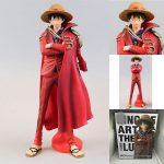 Merch Action Figure Monkey D. Luffy King Of Artist One Piece 25Cm