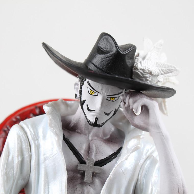 Collectibles Action Figure Dracule Mihawk One Piece Jurakyūru Mihōku
