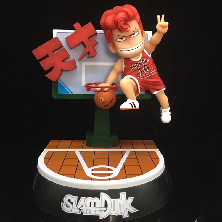 Merch Action Figure Slam Dunk Kuroko No Basuke Scene Scale 22Cm