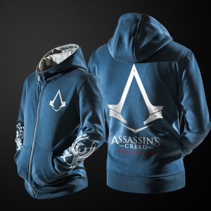 Merch Hoodie Assassin'S Creed Syndicate Insignia Blue