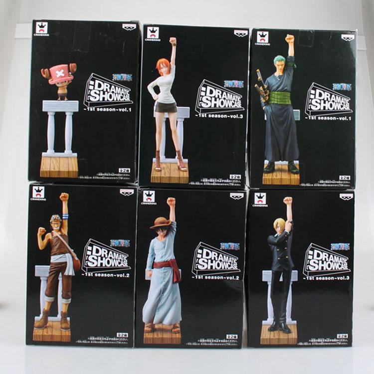 Merch Action Figure One Piece Pirates Desert Memories 6-20Cm