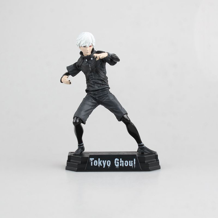 Collectibles Action Figure Ken Kaneki Tokyo Ghoul Tōkyō Gūru 15Cm