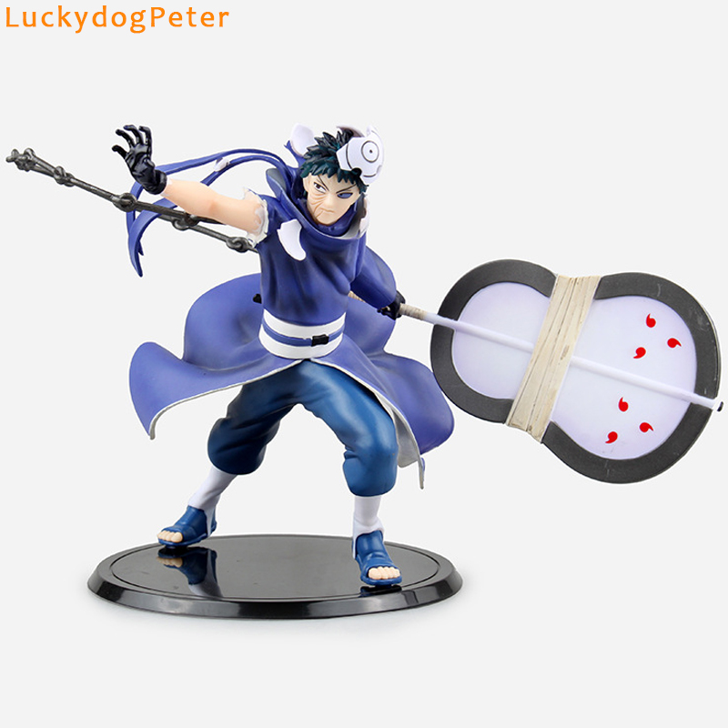 Collectibles Action Figure Uchiha Obito Naruto Scale Collectible 18Cm
