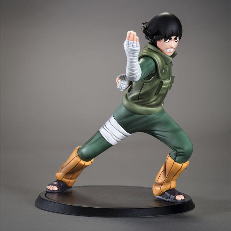 Merch Action Figure Rock Lee Naruto Scale Collectible 14Cm