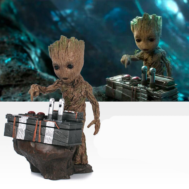 Collectibles Action Figure Baby Groot Guardians Of The Galaxy 2 15Cm