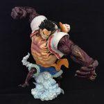 Merch Action Figure Monkey D. Luffy Abiliators One Piece 21Cm