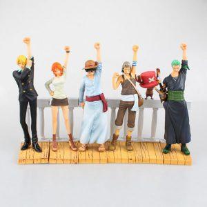 Collectibles - Action Figure One Piece Pirates Desert Memories 6-20Cm