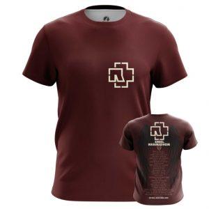 Merch T-Shirt Engel Rammstein Band Print