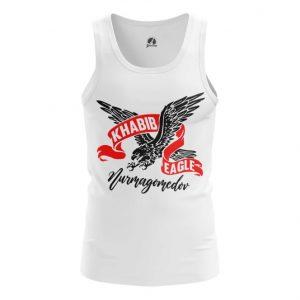 Merchandise Tank Eagle Khabib Nurmagomedov Мма Singlet Vest