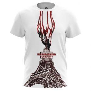 Merch T-Shirt Fruhling In Paris Rammstein