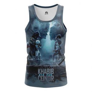 Merchandise Tank Khabib Nurmagomedov Vs Conor Mcgregor Singlet Vest