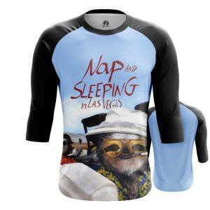 Merchandise Raglan Nap And Sleeping In Las Vegas Sloth