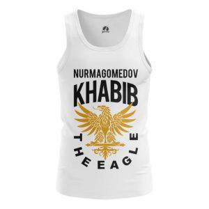 Merchandise Tank Khabib Nurmagomedov Мма Eagle Singlet Vest