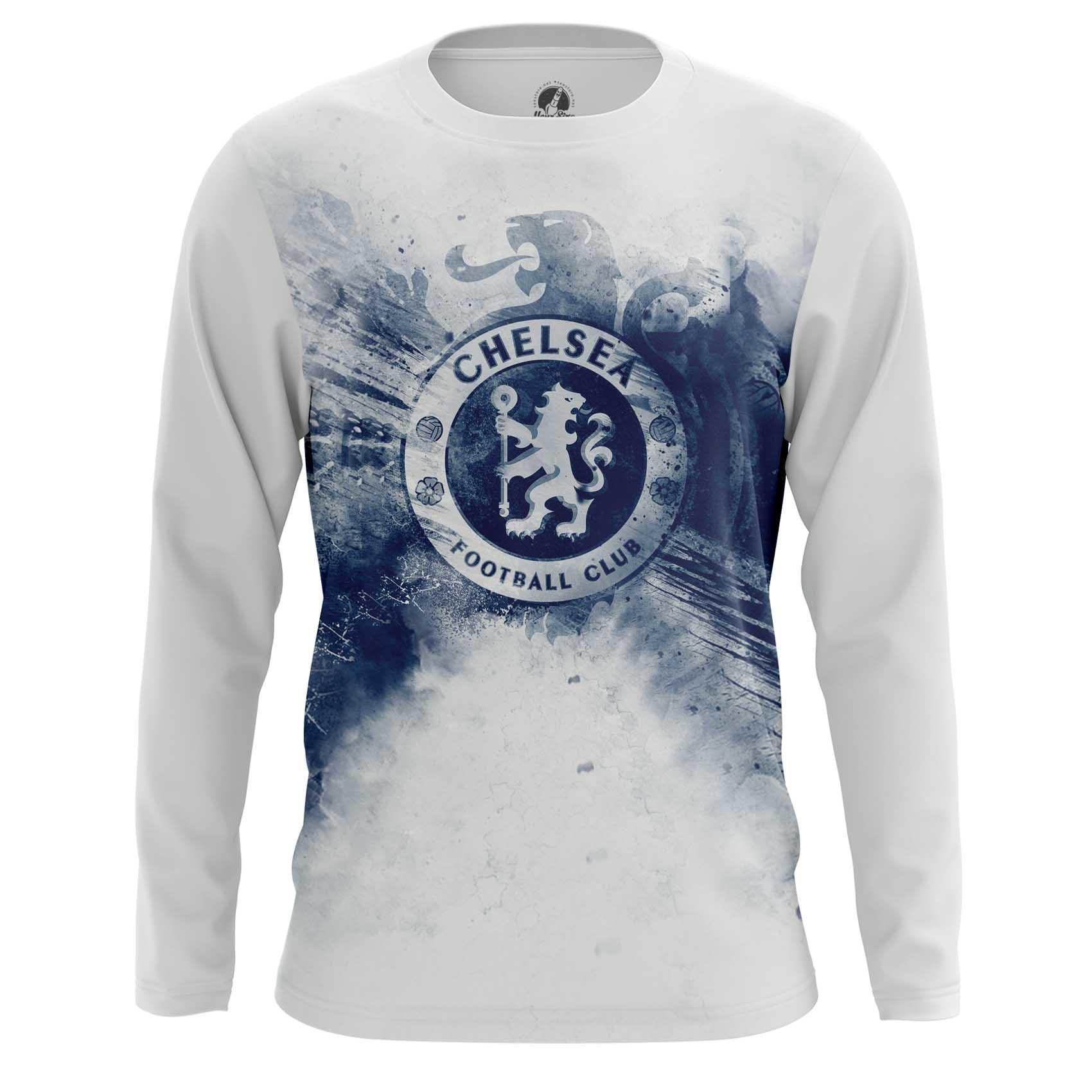 Merchandise Men'S T-Shirt Chelsea F.c. Fan Art Logo