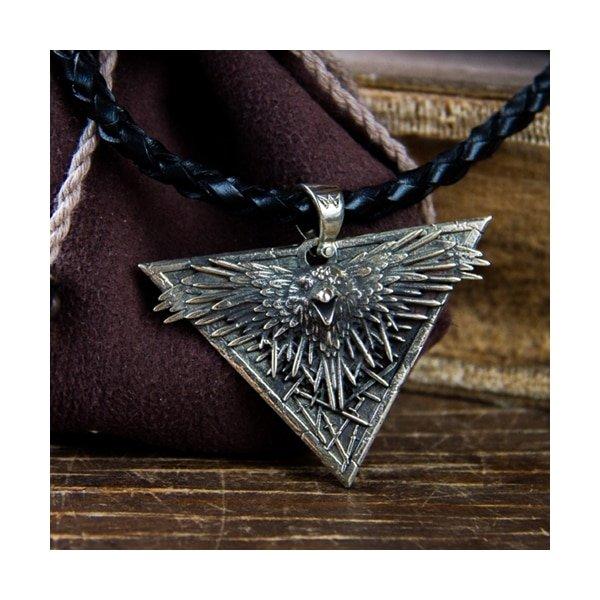 Merchandise Third Eye Raven Amulet Game Of Thrones