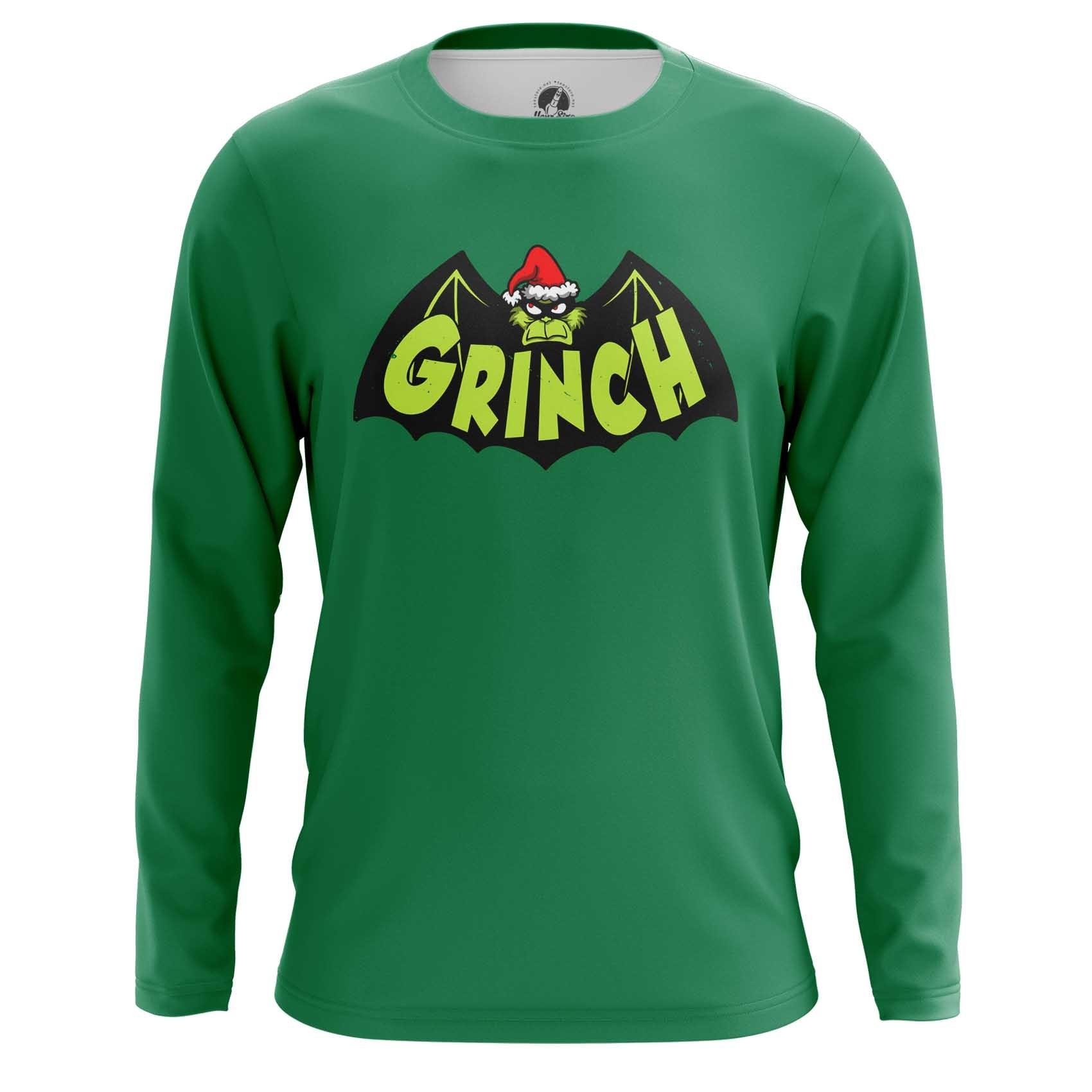 Collectibles T-Shirt Grinch Batman Christmas