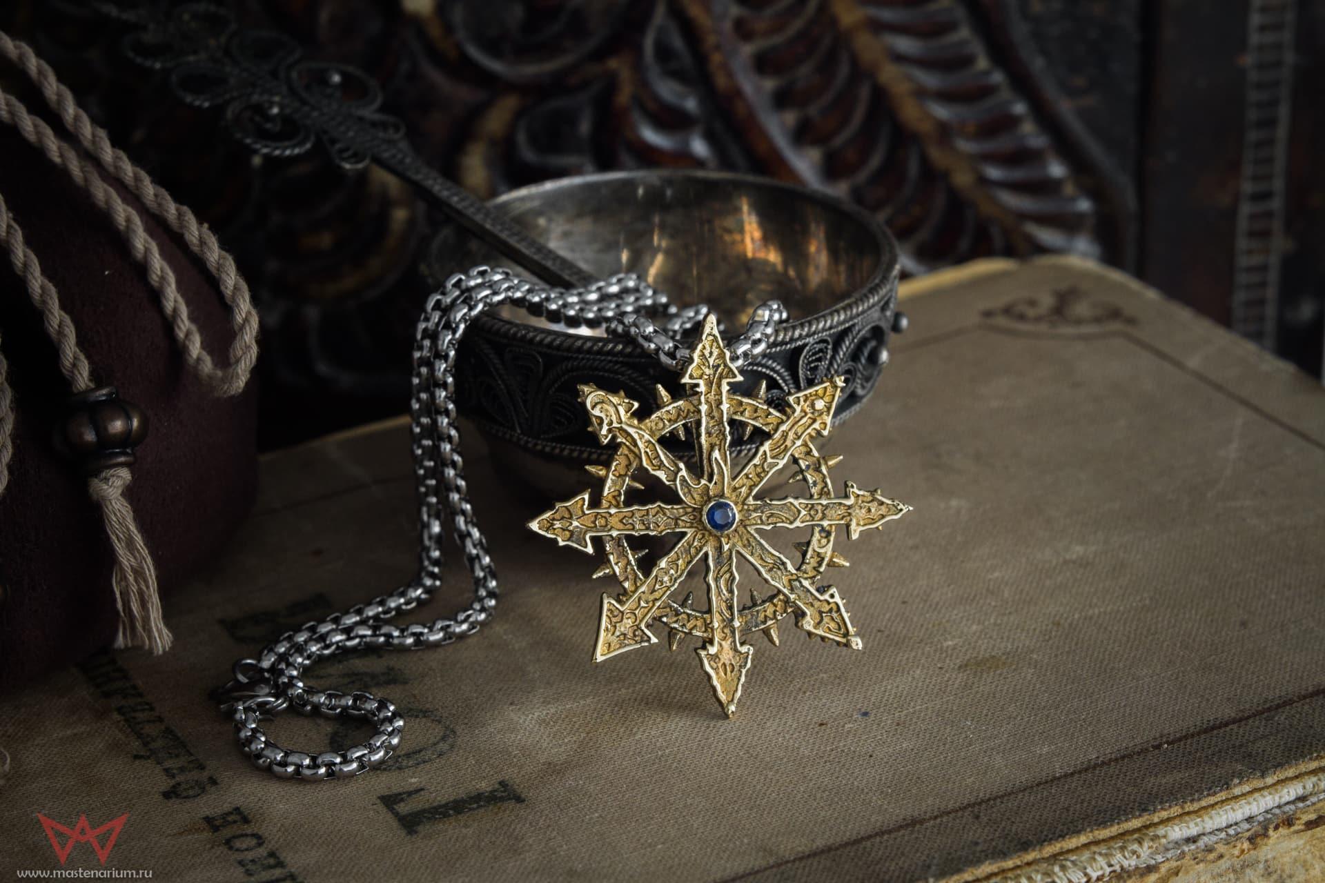Merch Warhammer 40K Chaos Necklace