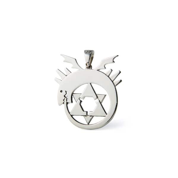 Merch Ouroboros Necklace Fullmetal Alchemist