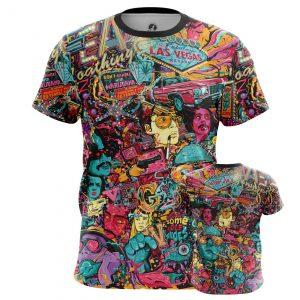 Merchandise Men'S T-Shirt Fear And Loathing Las Vegas