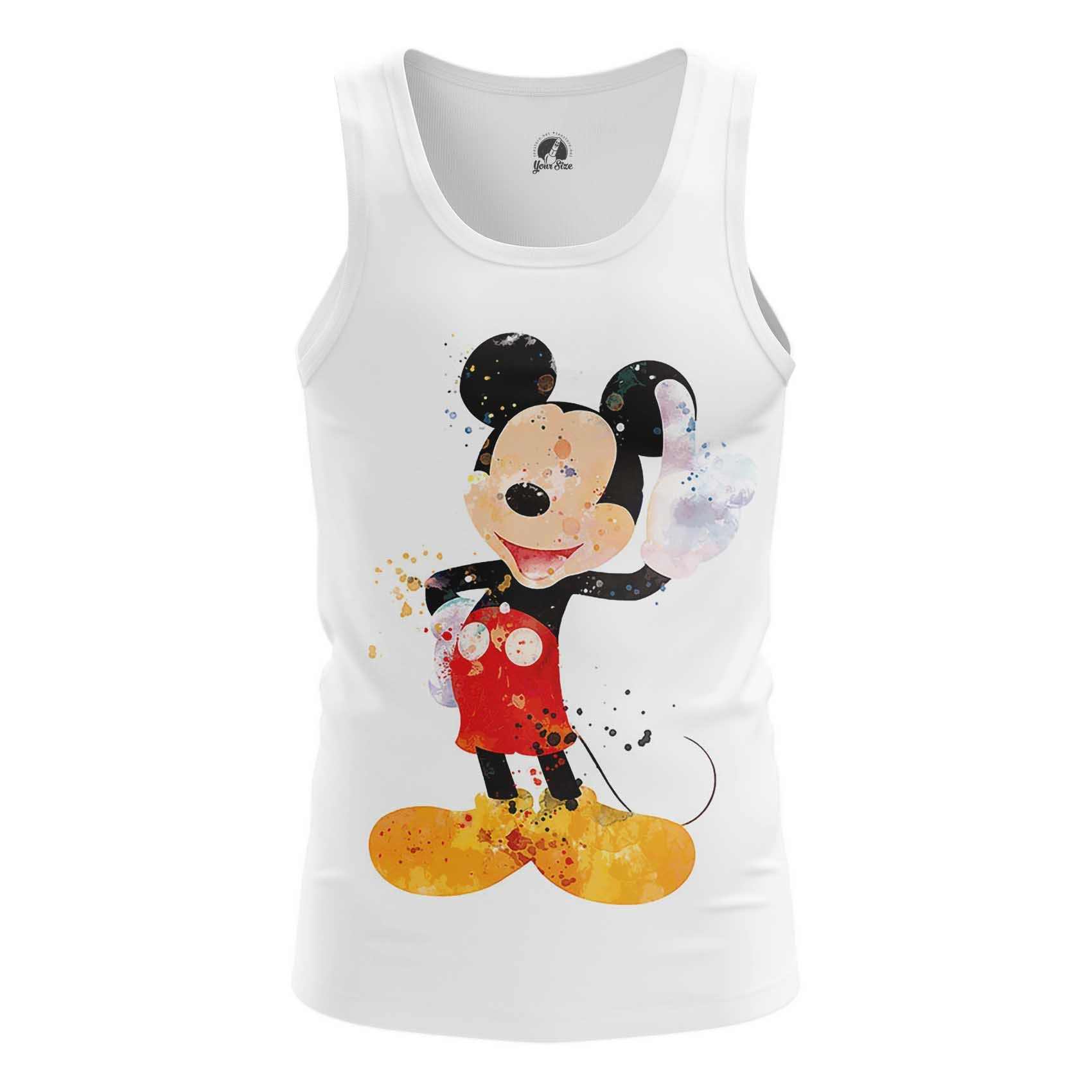 Merch Men'S T-Shirt Mickey Mouse Disney Clothing Arts