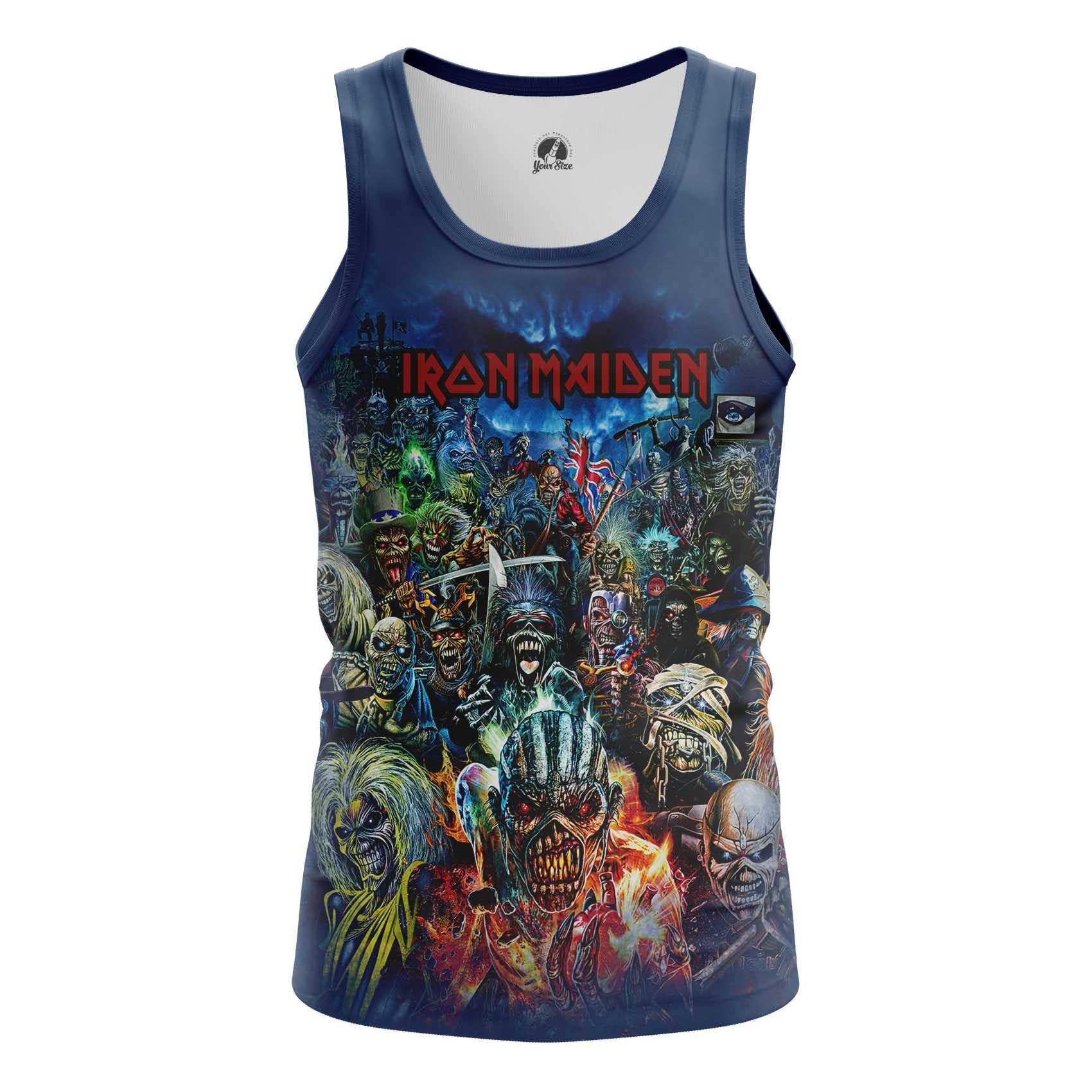 Merch Long Sleeve Iron Maiden