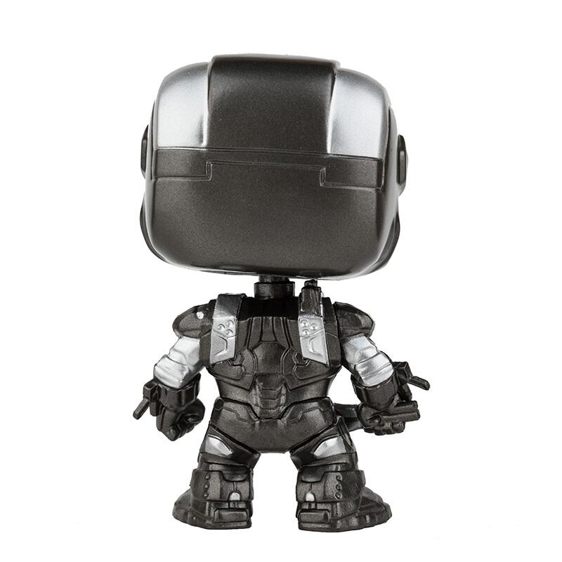 Merch Pop Marvel Captain America 3 Civil War War Machine Collectibles Figurines