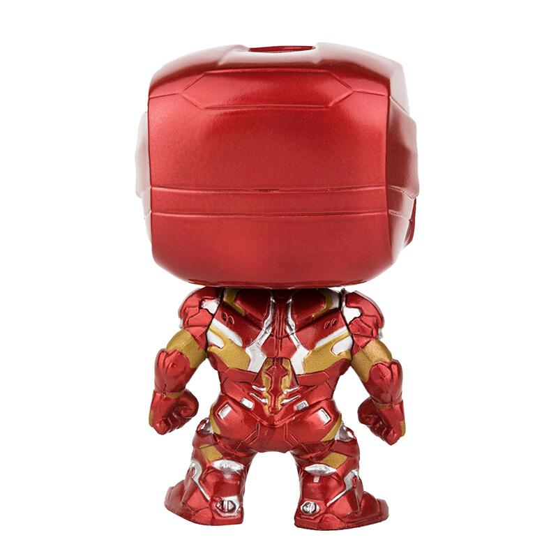 Merchandise Pop Marvel Captain America 3 Civil War Iron Man Collectibles Figurines