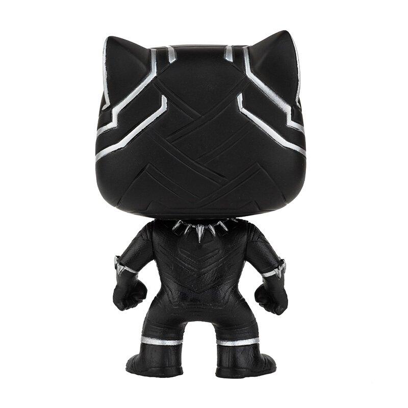 Merchandise Pop Marvel Captain America 3 Civil War Black Panther Collectibles