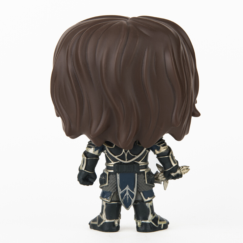 Merch Pop Movies Warcraft Lothar Collectibles Figurines