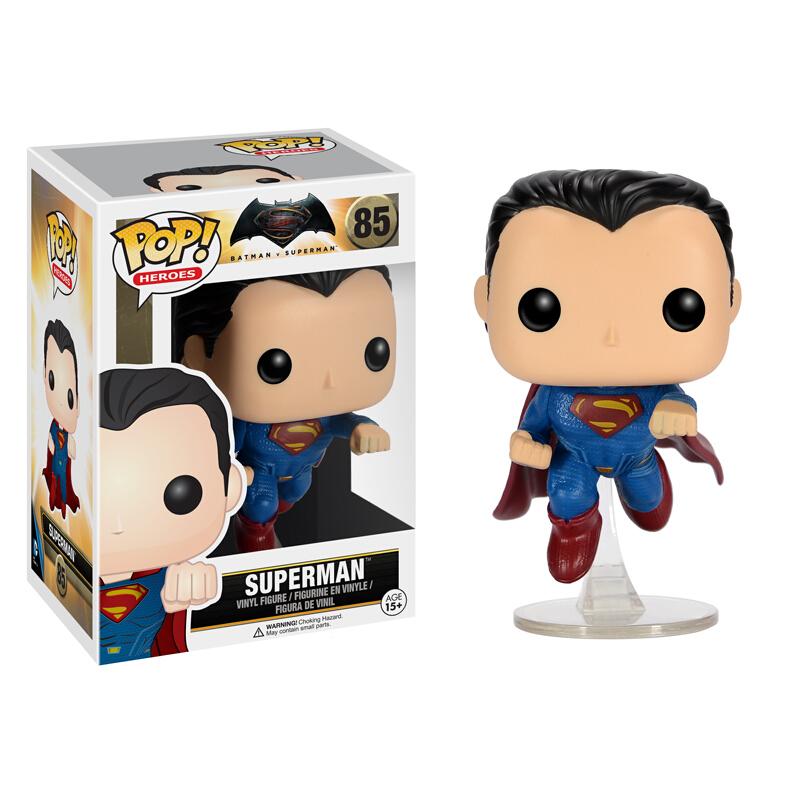 Merchandise Pop Heroes Batman Vs Superman Dawn Of Justice Superman