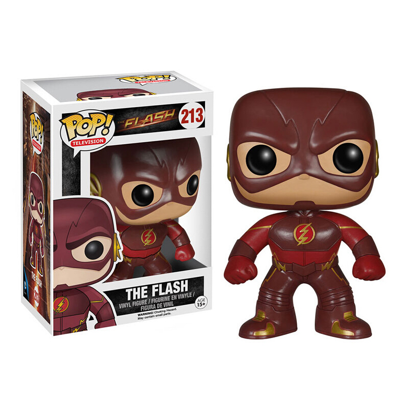 Merchandise Funko Pop Tv Flash The Flash Collectibles Figurines