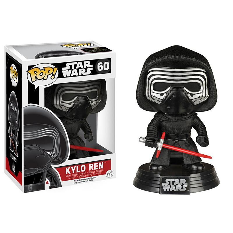 Merch Pop Star Wars Episode Vii The Force Awakens Kylo Ren Collectibles