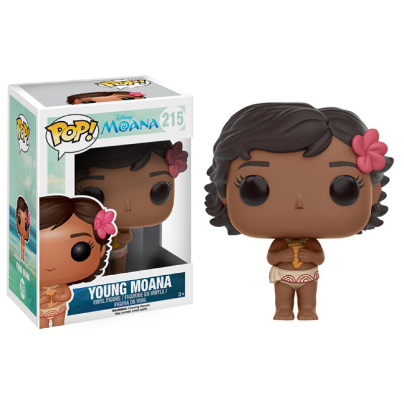 Merchandise Pop Disney: Moana Young Moana Collectibles Figurines
