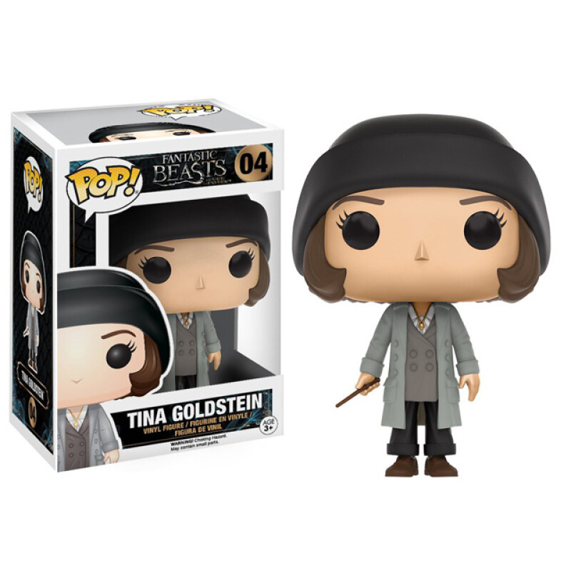Merch Pop Fantastic Beasts And Where To Find Them Tina Goldstein