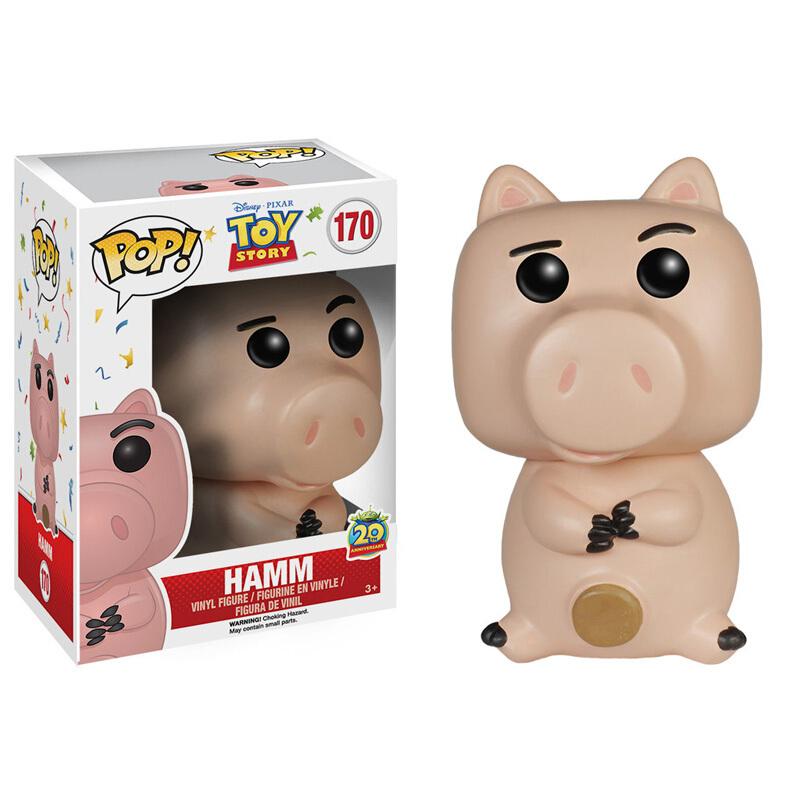 Merch Funko Pop Disney Pixar Toy Story Hamm Collectibles Figurines