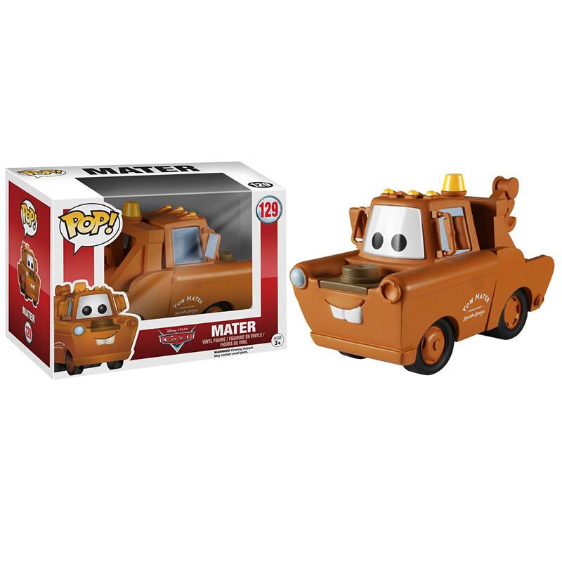 Merchandise Funko Pop Disney Pixar Cars Mater Collectibles Figurines