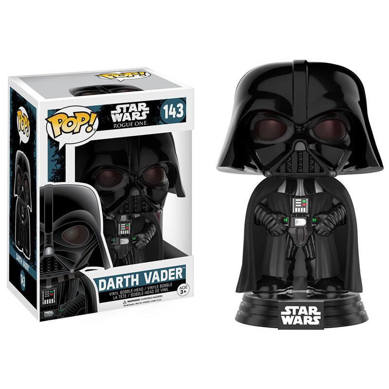 Merchandise Pop Star Wars Rogue One Darth Vader Collectibles Figurines